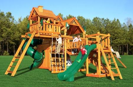 Какими достоинствами обладают детские игровые площадки и как осуществляется их установка
