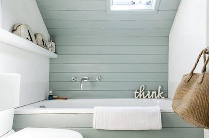 Может ли ремонт в ванной быть экономичным: выбор отделочных материалов