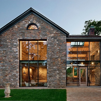 Положительные стороны использования искусственного камня для облицовки фасада