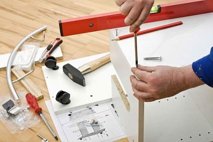 Компания по изготовлению мебели CORF-мебель: преимущества сотрудничества