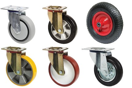 Преимущества жаростойких колес для тележек и особенности их применения