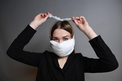 Как сделать медицинскую маску: используемые материалы и важные моменты