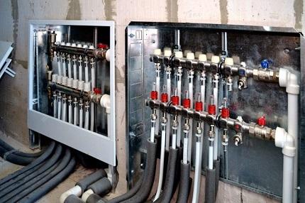 Коллекторные шкафы: назначение и установка оборудования