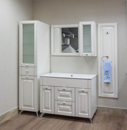 Выбираем мебель для ванной комнаты: требования к материалам и критерии выбора