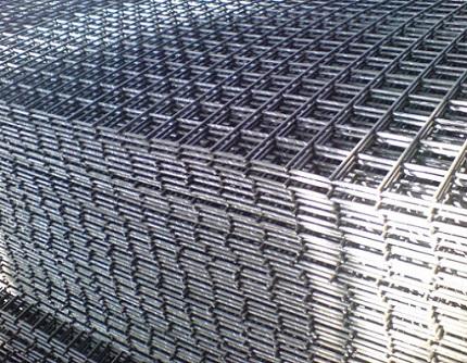 Металлическая сварная сетка: назначение и область применения