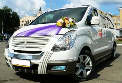 Микроавтобус на свадьбу: особенности оформления заказа на транспорт и его преимущества