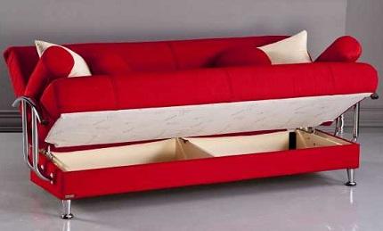 Как провести ремонт механизма раскладного дивана своими руками