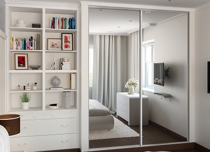Особенности шкафа для спальни: как правильно выбрать мебель