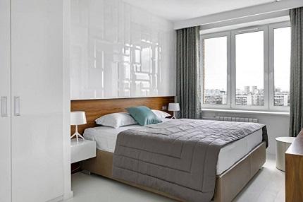 Современный интерьре в спальне: как создать модное пространство