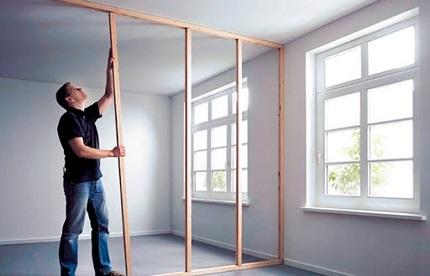 Топ-7 наиболее популярных материалов для строительства перегородок в доме