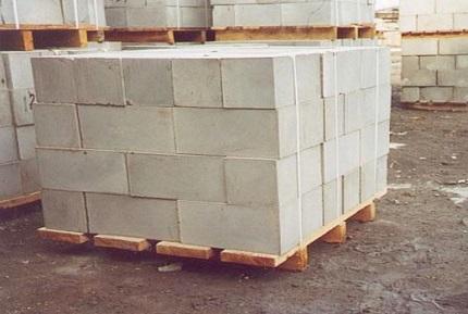 Особенности транспортировки и упаковки газоблоков: правила и требования