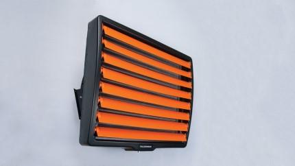 Какими преимуществами обладает водяной тепловентилятор и как выполняется его установка